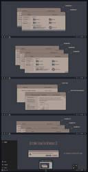 DextyMat Theme Win10 May 2019 Update 1903 by Cleodesktop