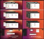 Ubuntu Full Theme Win10 1903 update3