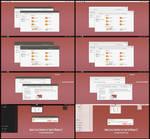 Ubuntu Classic Dark And Light Theme Win10 1909