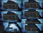 Dark Blue Alpha Theme Windows10 1909
