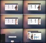 Sexy Girl Theme For Win10
