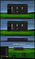 XP Dark Mode Theme For Windows 10