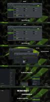 nVidia Theme For Win10