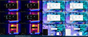 WinMac Dark And Light Theme Win10
