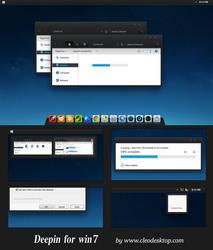 Deepin Theme For Windows 7