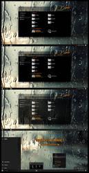 Orange Dark Alt Aero Theme Win10 2004 And 20H2