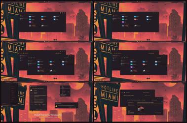 MIAMI Theme For Windows 10