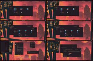 MIAMI Theme For Win10 21H1