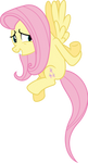 Fluttershy Remembers that She Can Fly