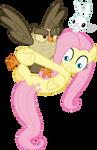 Fluttershy is a Very Light Pony