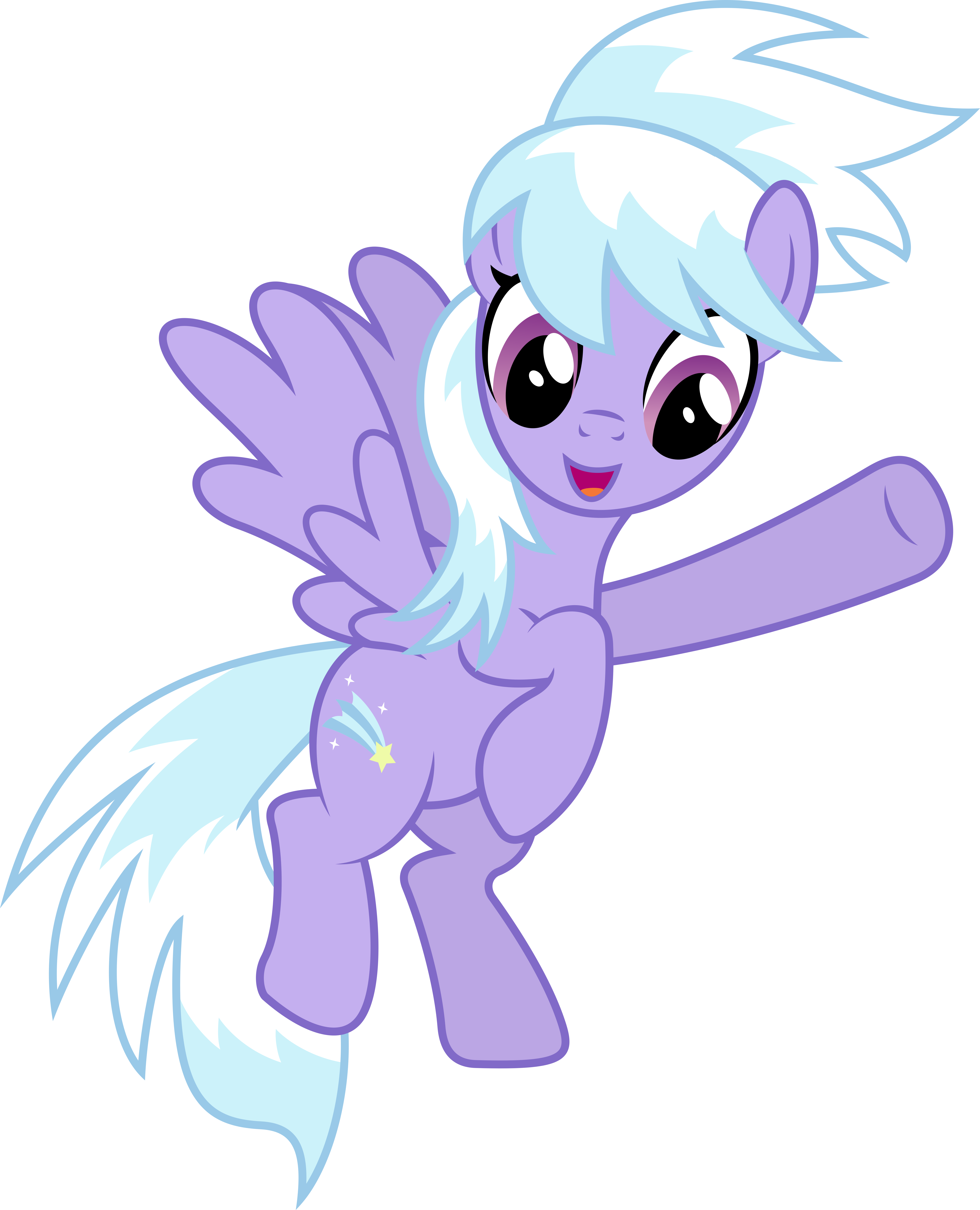 Cloudchaser - My Little Pony Friendship is Magic Wiki