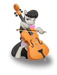 Octavia About To Play