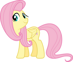 Another Fluttershy Vector