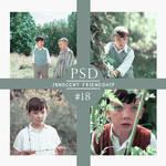PSD #18 - Innocent Friendship by HimaYoru