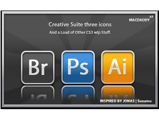 Creative Suite 3 by Jamesbinorbit