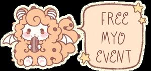 [CLOSED] CS POMBATS FREE MYO EVENT! by AcidicDoll