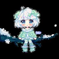 Yukina - Commission (2/3) by Antama