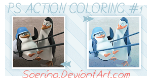 PS Action Coloring 1 by Saerina