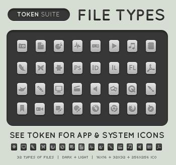 Token - File Types