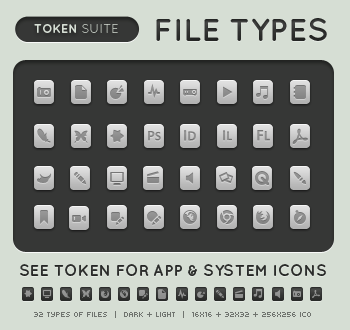 Token - File Types by brsev