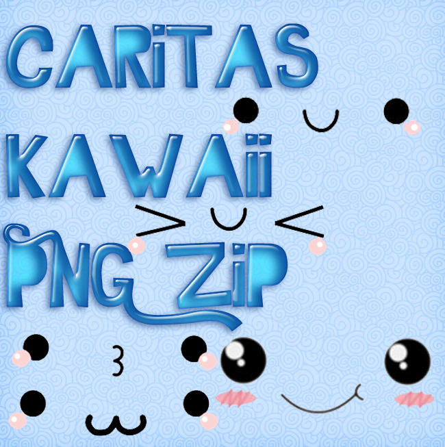 Caritas Kawaii ZIP :3 by SweetChechuEditions