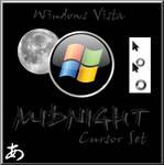 Midnight Cursor for Vista