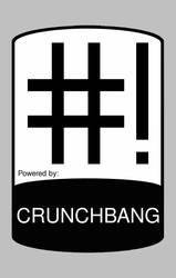 CrunchBang sticker 5