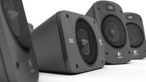 Logitech Sound System Rendering