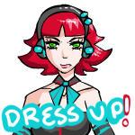 Vocaloid Dress Up
