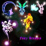 Belladona-Fairy Fairy Brushes