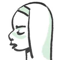 Talking Head ANIMATED GIF
