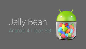 Android 4.1 Jelly Bean Icon Set
