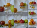 Still life fruits pack