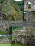 Ruined castle pack 1