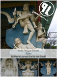 Hindu Temple Statues - Restict