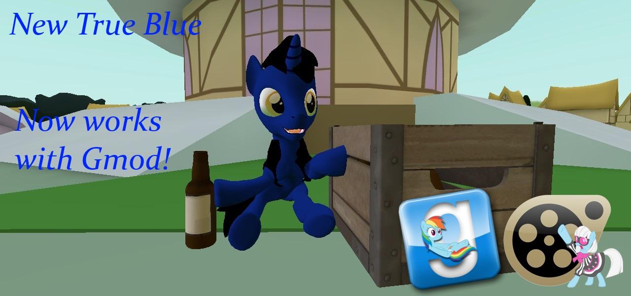 (DL) True Blue (reupload)