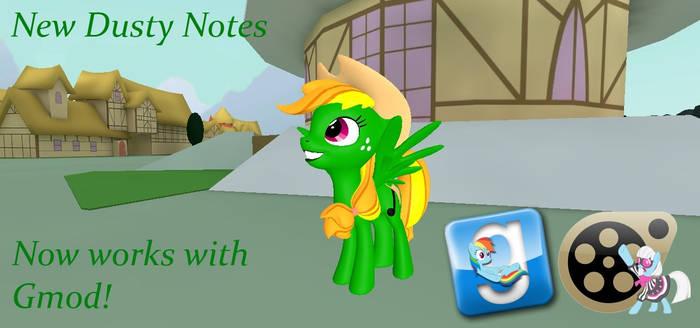 (DL) Dusty Notes (reupload)