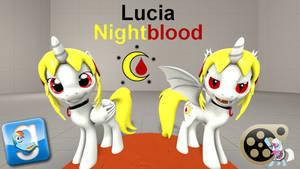 (DL) Lucia Nightblood (Update)