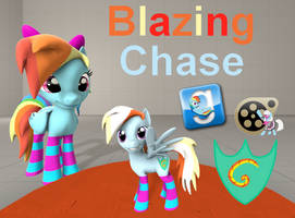 (DL) Blazing Chase (update) by Out-Buck-Pony