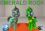 (DL) Emerald Rook