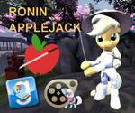 (DL) Ronin Applejack