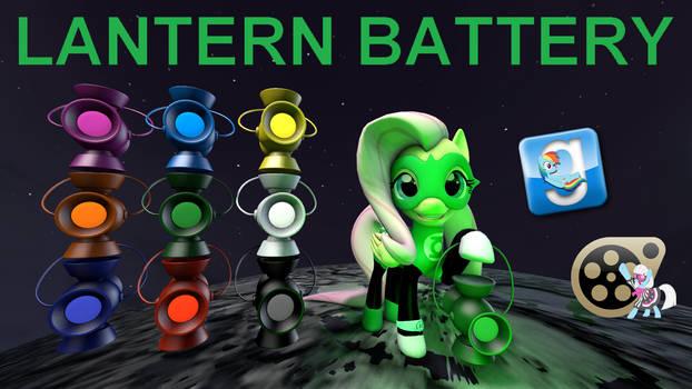 (DL) Lantern Battery