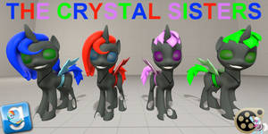 (DL) The Crystal Sisters
