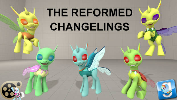 (DL) The Reformed Changelings
