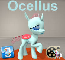 (DL) Ocellus by Out-Buck-Pony