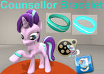 (DL) Counsellor Bracelet by Out-Buck-Pony