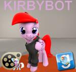 (DL) Kirbybot by Out-Buck-Pony