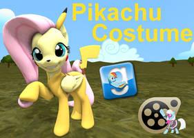 (DL) Pikachu Costume