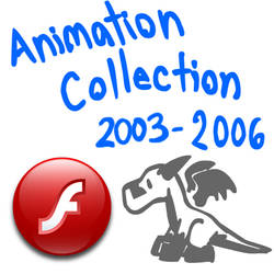 Animation Collection 2003-2006 by CanineHybrid