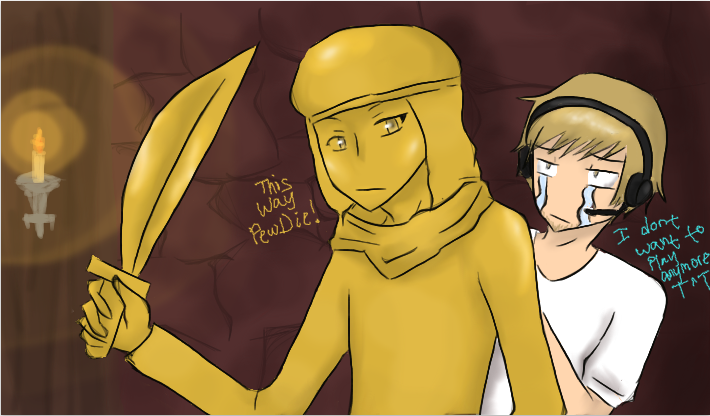 Pewdiepie in Amnesia part 1 by Ask-TF2-Red-Medic on DeviantArt